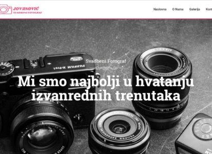 Jovanovic Svadbeni Fotograf