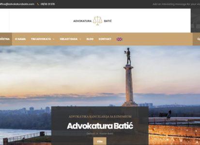 Advokatura Batic